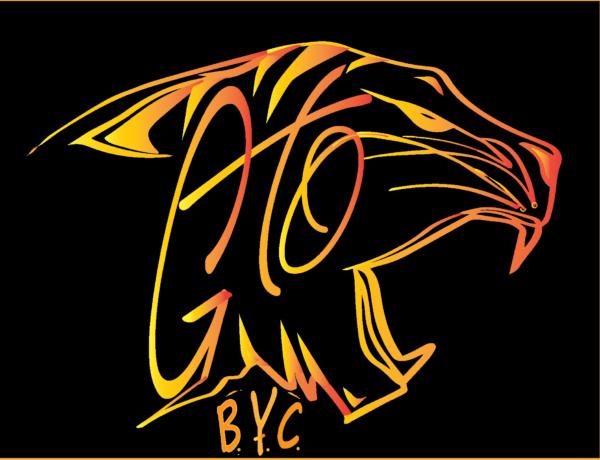Pontiac GTO Hand Drawn Tiger