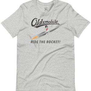 "Oldsmobile ""Ride The Rocket"" T-Shirt"